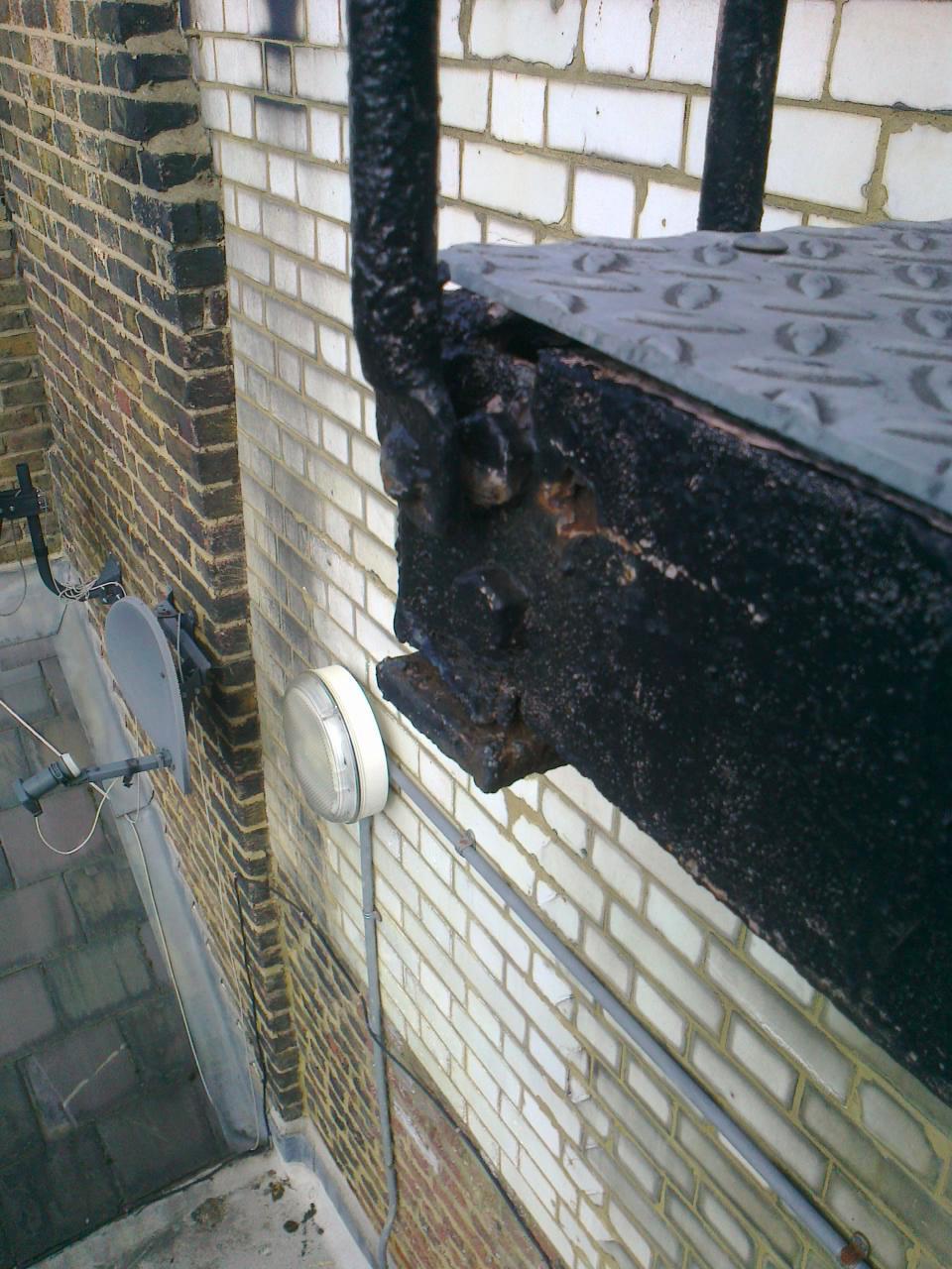 Staircase Repairs Albemarle Street Westminster London