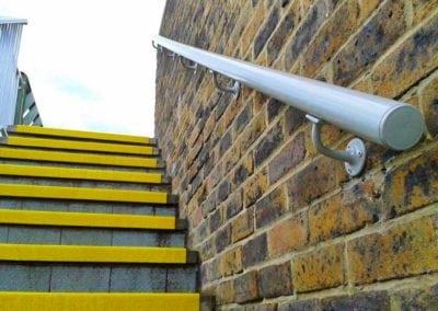 Aluminium Handrail Repairs