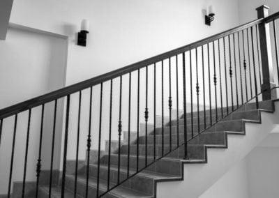 Metal Handrail Repairs and Refurbishment 11