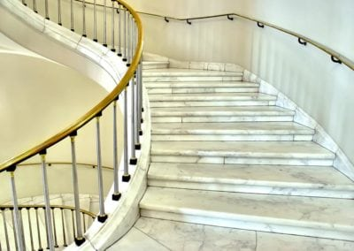 Metal Handrail Repairs and Refurbishment 3