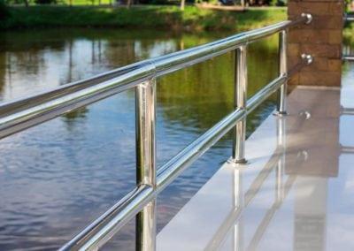 Metal Handrail Repairs and Refurbishment 6
