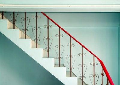 Metal Handrail Repairs and Refurbishment 7