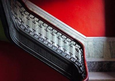 Metal Handrail Repairs and Refurbishment 8
