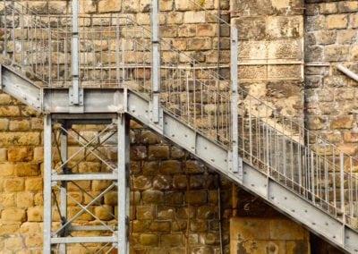 Metal Handrail Repairs and Refurbishment 9