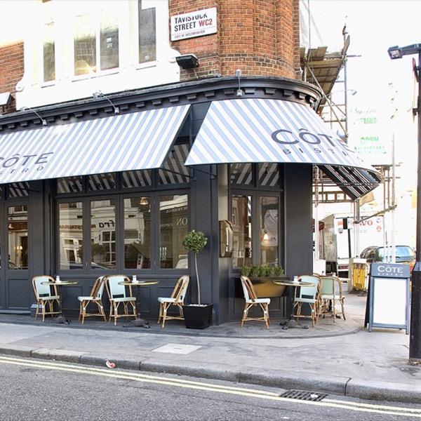 New Walkways & Ladders, Covent Garden, London WC2