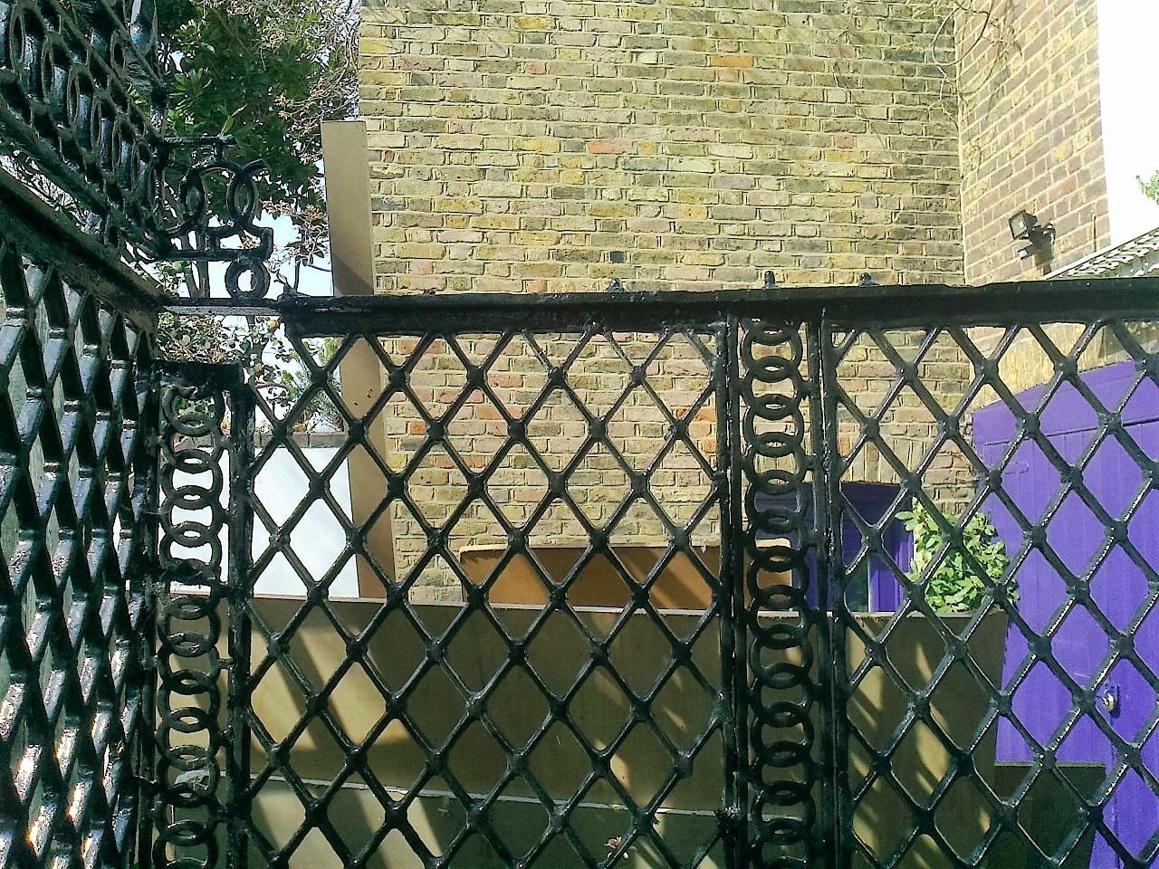 Railing Repairs King S Cross London N1 Metal