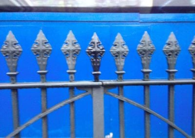 Replacement of Missing Finials, St. John's, Fulham, London SW6 5