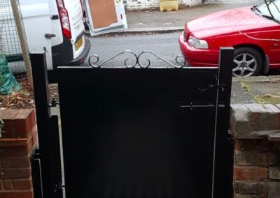 Metal Gate Repair, Friern Barnet, London N11 2