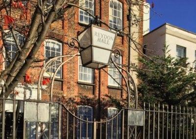 Metal Gate Repairs Grade II Listed 18th Century Property, Wanstead, London E11 3