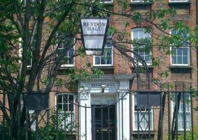 Metal Gate Repairs Grade II Listed 18th Century Property, Wanstead, London E11 9
