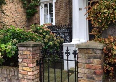 Metal Gate Repairs, Kings Cross, London N1