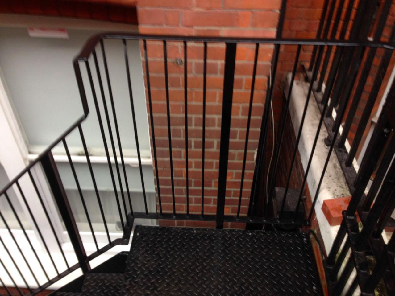 Metal Staircase Fabrication Westminster London Sw1