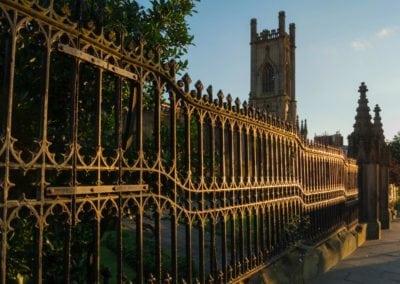 Church Railing and Gate Repairs 3