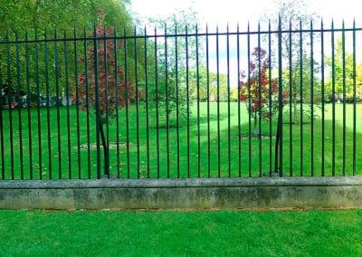 Church Railing and Gate Repairs 5