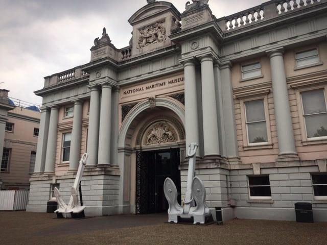 Door Inspection, National Maritime Museum, Greenwich, London, SE10