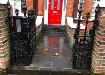 Metal Gate Repair, Hampstead, London NW3 1
