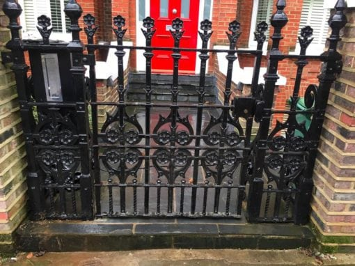 Metal Gate Repair, Hampstead, London NW3