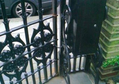 Metal Gate Repair, Hampstead, London NW3 4