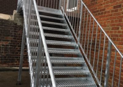 New Staircase for St. Peter's Primary School, Folkestone, Kent 1