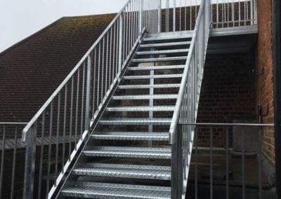 New Staircase for St. Peter's Primary School, Folkestone, Kent 2