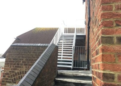 New Staircase for St. Peter's Primary School, Folkestone, Kent 3