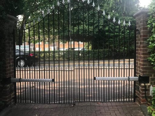 Gate Repairs, Stanmore, Middlesex