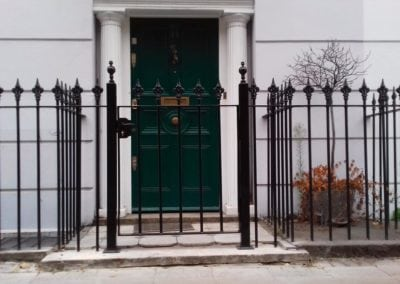 New Metal Gate, Finsbury, London EC1