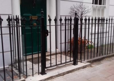 New Metal Gate London EC1 3