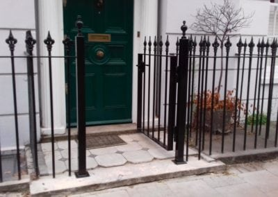 New Metal Gate London EC1 5
