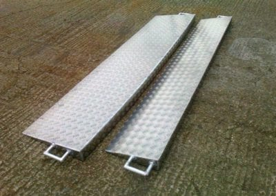 Portable Ramps for Highams Park School, London E4 1