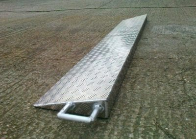 Portable Ramps for Highams Park School, London E4 2