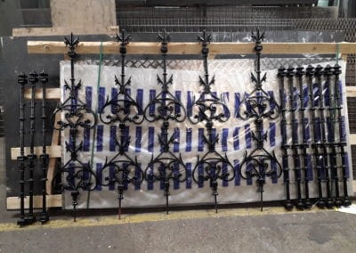 Railing Repairs London SW6 11