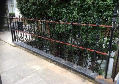 Railing Repairs London SW6 4