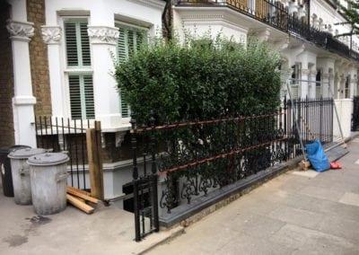Railing Repairs London SW6 5