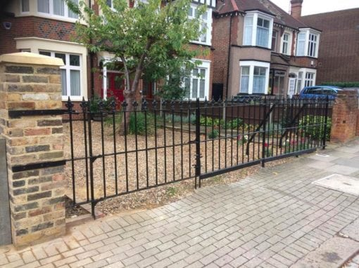 Gate & Railing Repairs, Barnet, Herts EN5