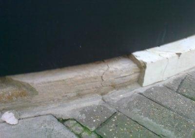 Repair of Railings and Planters London SW1 8