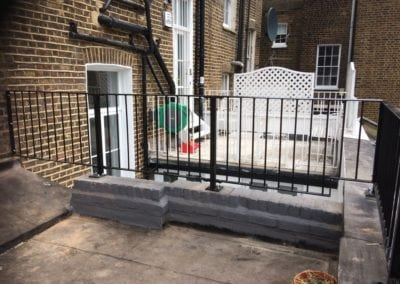 Roof Balustrade Fabrication Bayswater London W2 4