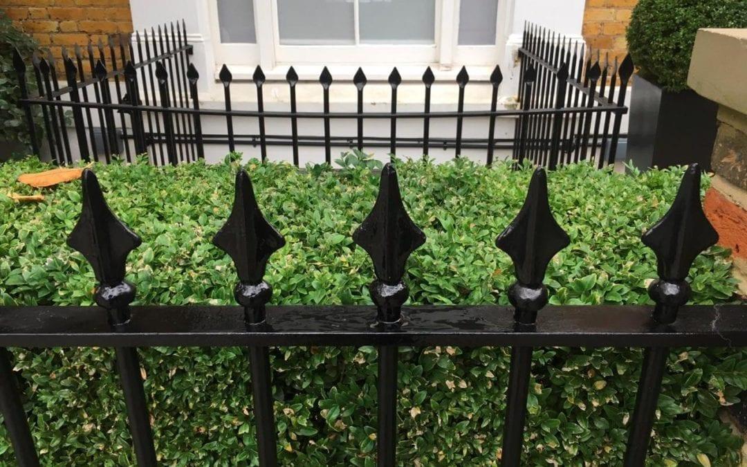 Finial Repairs, London NW8