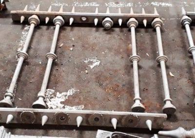 Railing Repairs, Ladbroke Gardens, London W11 12