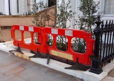 Railing Repairs, Ladbroke Gardens, London W11 13