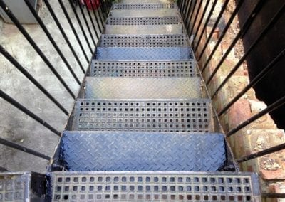 Metal Staircase and Fire Escape Surveys 1