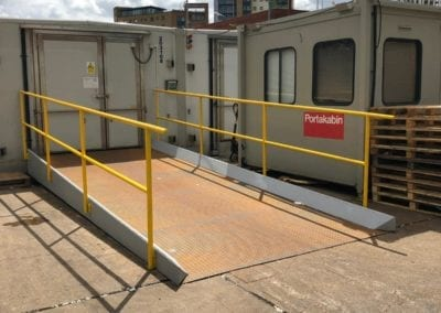 Metal Ramp Fabrication Billingsgate 01