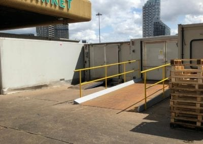 Metal Ramp Fabrication Billingsgate 02