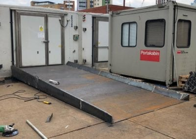 Metal Ramp Fabrication Billingsgate 03