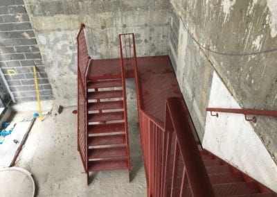 Bespoke Internal Staircase, Holborn, London WC2 2