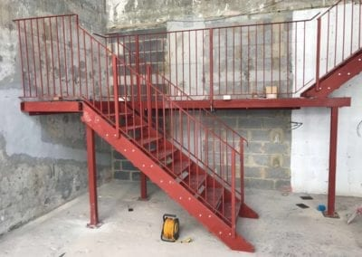 Bespoke Internal Staircase, Holborn, London WC2 3
