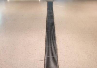 Floor Grilles, National Maritime Museum, Greenwich, London SE10 03