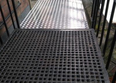 Metal Platforms and Walkways, Nursery, St. Alban's, Hertfordshire 3