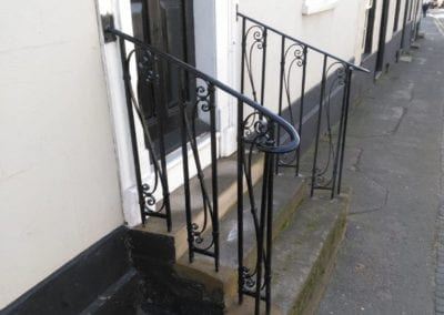 Handrail Repairs, Chipping Ongar, Essex