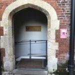 Ramp for the Royal Tennis Court at Hampton Court Palace 7